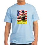Free Labor Will Win Light T-Shirt