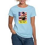 Free Labor Will Win (Front) Women's Light T-Shirt