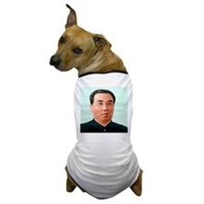 Kim Il-sung Dog T-Shirt
