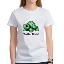 Turtles Rock! Tee