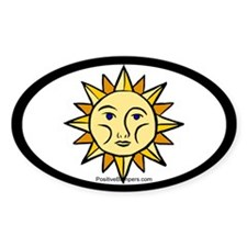 Sun Compass with Face