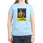Military M-1 Does My Talking Women's Light T-Shirt