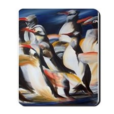 Penguins Mousepad