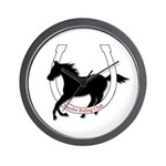 Hoofer Wall Clock