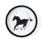 Hoofer Wall Clock