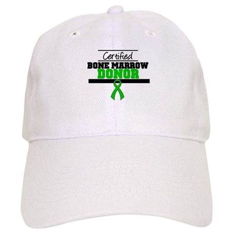 Certified Bone Marrow Donor Cap