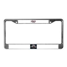 Cute Arousal License Plate Frame