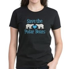 Save the Polar Bears Tee