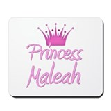 Princess Maleah Mousepad