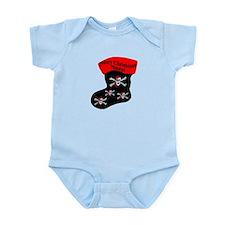 Merry Christmas Matey Infant Bodysuit