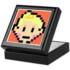 Cute Starman Keepsake Box