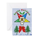OES Holiday Greeting Cards (Pk of 10)
