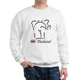 Cute Thai Elephant Thailand Sweater