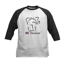 Cute Thai Elephant Thailand Tee