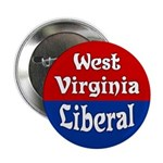 West Virginia Liberal Button