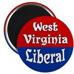 West Virginia Liberal Magnet