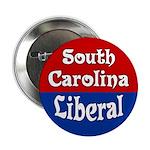 South Carolina Liberal Button