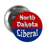 North Dakota Liberal Button