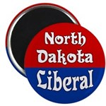 North Dakota Liberal Magnet