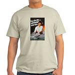 Be A Nurse (Front) Light T-Shirt