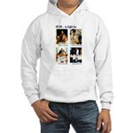Freedom to Fight For Hooded Sweatshirt
