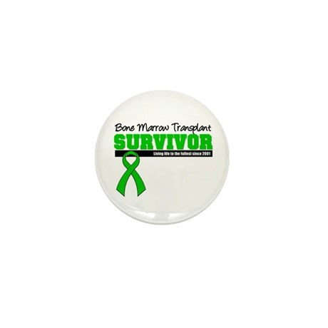 BMT Survivor 2001 Mini Button (10 pack)