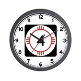 State Road 4, New Mexico Wall Clock