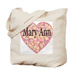 Mary Ann Tote Bag