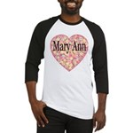 Mary Ann Baseball Jersey