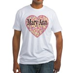 Mary Ann Fitted T-Shirt