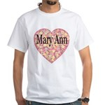 Mary Ann White T-Shirt