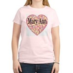 Mary Ann Women's Pink T-Shirt