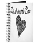 It's all about the Bride Journal