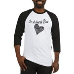 It's all about the Bride Baseball Jersey