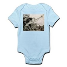 Ghosts Infant Bodysuit