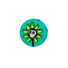 Day of the Dead Mini Button