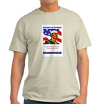 Enlist in the US Navy (Front) Light T-Shirt
