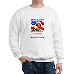 Enlist in the US Navy (Front) Sweatshirt