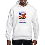 Enlist in the US Navy (Front) Hooded Sweatshirt