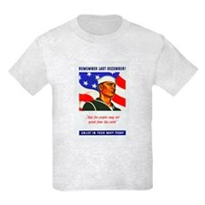 Enlist in the US Navy T-Shirt