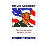 Enlist in the US Navy Postcards (Package of 8)