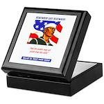 Enlist in the US Navy Keepsake Box