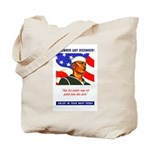 Enlist in the US Navy Tote Bag