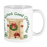 Wicked Good! Christmas Home Mug