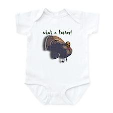 Obama What a Turkey! Infant Bodysuit