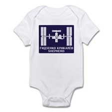 Expedition 1 Infant Bodysuit