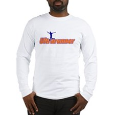 Everywhere is within running Long Sleeve T-Shirt