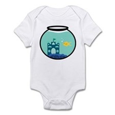 Cute Goldfish Infant Bodysuit