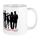 Cullen Family Silhouette Coffee Mug