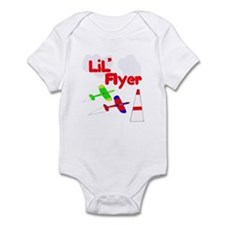 Pylon Racing Infant Bodysuit Onesie